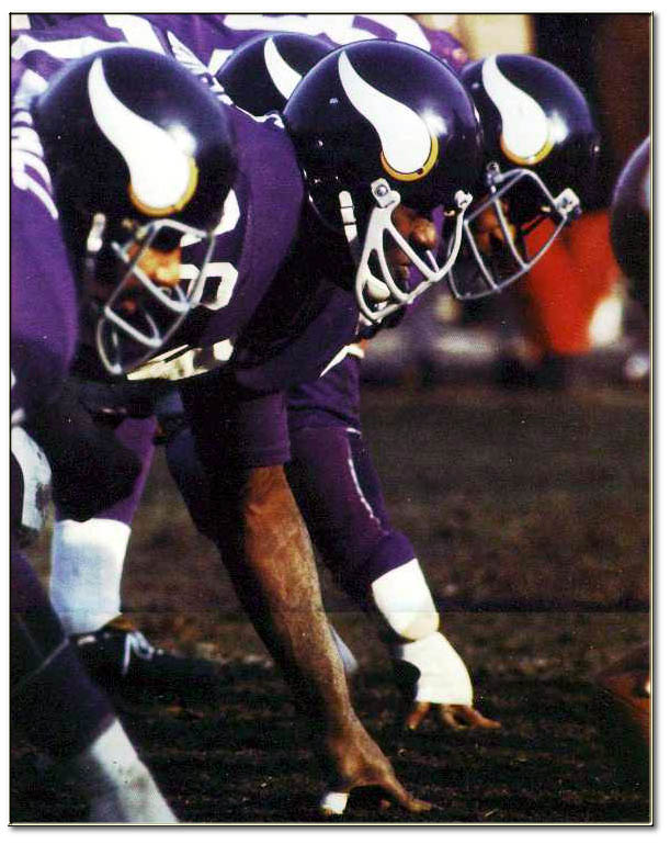Vikings Purple People Eaters